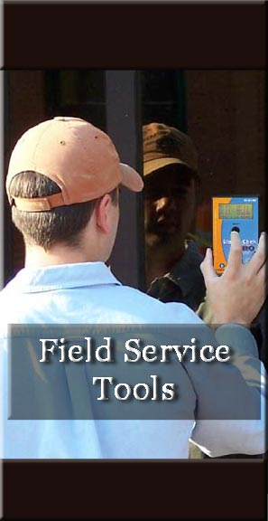 Field Service Button fp